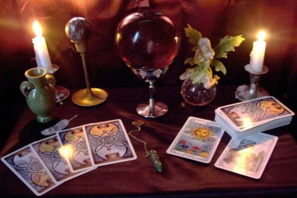 Why Talk to a Psychic