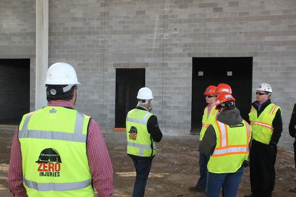 Construction testing encompasses
